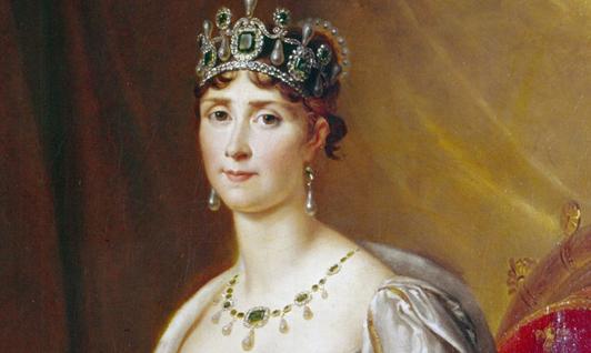 Incomparable Joséphine ou la force vulnérable d'un pouvoir féminin