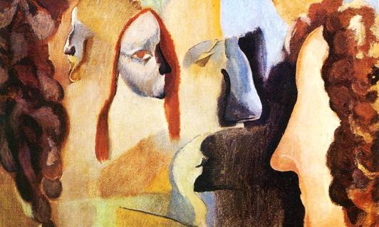 Marcel DUCHAMP, l'art content pour rien