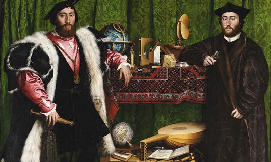 Les Tudors, entre corps publics et corps privés