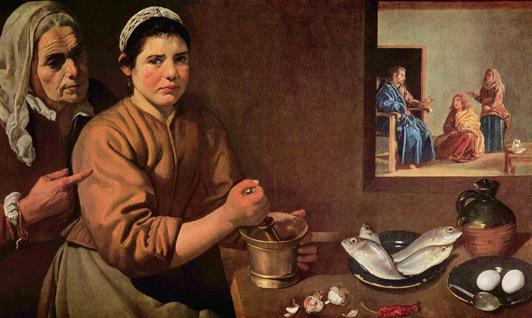 Diego Velázquez, ou vers la modernité