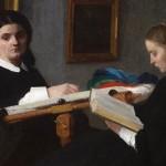 Henri FANTIN-LATOUR, la violence de l'intime