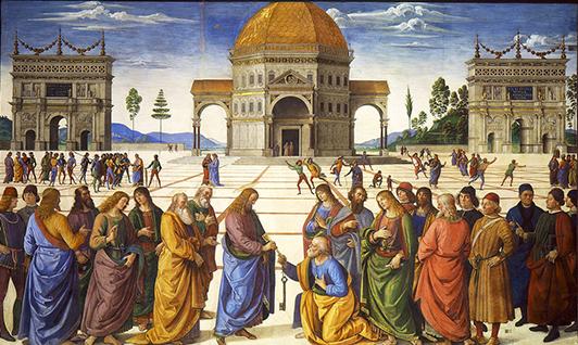 Le Pérugin ou les chemins de la Renaissance