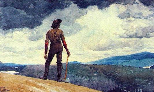 Winslow Homer ou la quête d'une image Américaine