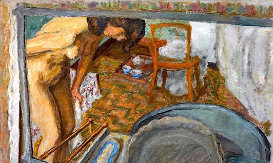 Pierre Bonnard, ou l'incandescence des apparences