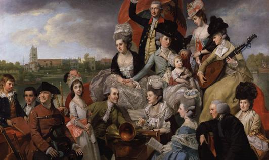 Le Grand Tour, ou l'émergence d'une aristocratie moderne