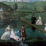 Le jardin à l'anglaise et son équivalent littéraire – le roman