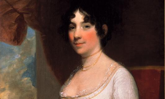 La femme américaine du milieu du 19ème siècle