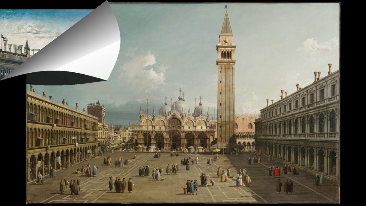 Eblouissante Venise, les arts et l'Europe au XVIIIe siècle